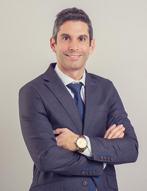 Rafael Moreno, socio fundador de INUR Abogados