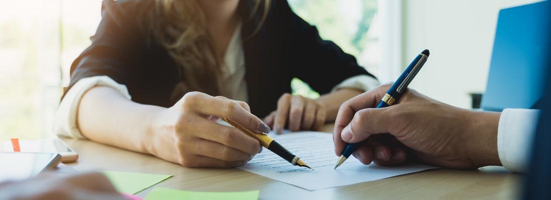 firma del contrato de arrendamiento