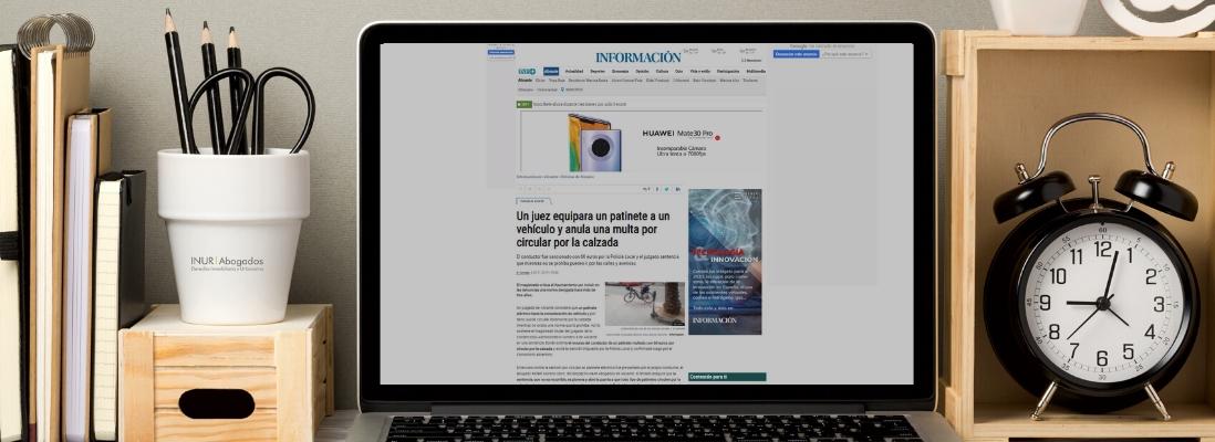 El Diario Información se hace eco de una Sentencia ganada por INUR | Abogados